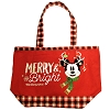 Disney Tote Bag - Holiday 2018 - Mickey Mouse Merry and Bright