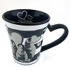 SeaWorld Coffee Cup Mug - Penguin Glitter Hearts