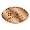 Universal Pressed Penny - E.T. & Elliot Touching Fingers