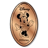 Disney Pressed Penny - Minnie Hands Out