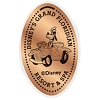 Disney Pressed Penny - Grand Floridian - Goofy