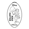 Disney Pressed Penny - Mad Hatter