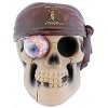 Disney Toy - Pirates of the Caribbean - Filled Pirate Skull - Shanghai Disney
