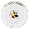 Disney Serving Bowl - Nordic Winter Santa Minnie and Friends