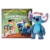 Disney Plush and Book Set - Holiday Mischief with Stitch