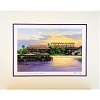 Disney Artist Print - Larry Dotson - Disney's Polynesian Resort - Bungalows