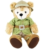 Disney Plush - Duffy the Disney Bear on Safari