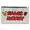 Disney Zipper Pouch Bag - Mickey Mouse - Snack Money