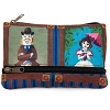 Disney Zipper Pouch Bag - Haunted Mansion - Stretch Room