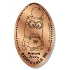 Universal Pressed Penny - Minion Jerry