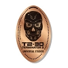 Universal Pressed Penny - T2-3D Terminator 2