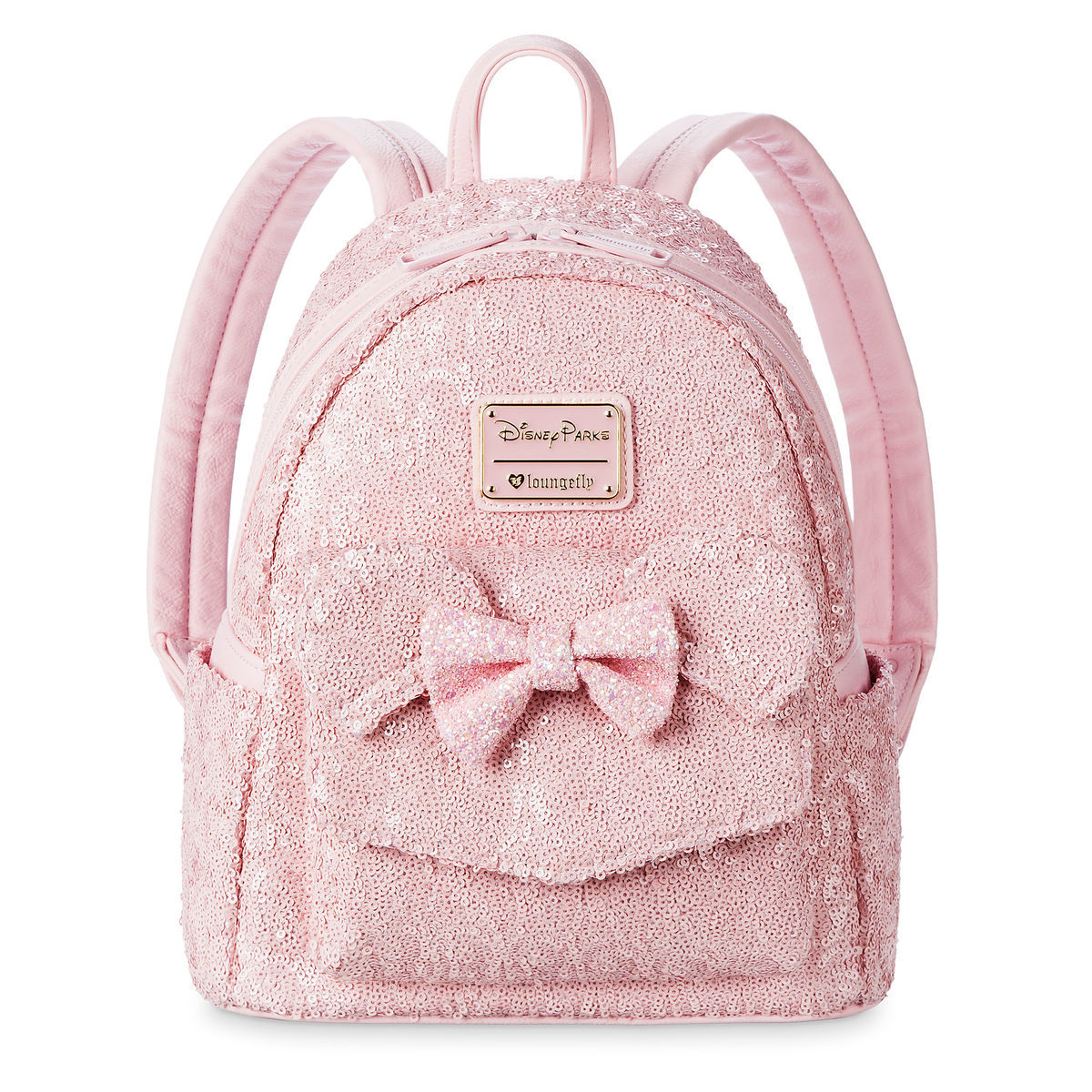 c53d983ecc Add to My Lists. Disney Parks Mini Backpack - Millennial Pink by Loungefly