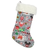 Disney Christmas Stocking - Nordic Winter Icons
