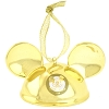 Disney Ears Ornament - Gold - Mickey Mouse Club