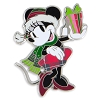 Disney Holiday Pin - Nordic Winter Santa Minnie Mouse