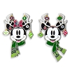 Disney Holiday 2 Pin Set - Nordic Winter Mickey and Minnie