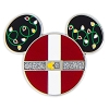 Disney Holiday Pin - Santa Mickey Icon