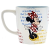 Disney Coffee Cup Mug - Titles - Minnie Mouse
