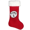Universal Christmas Stocking - Dr. Seuss Thing 1