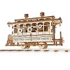 Disney Puzzle - Main Street U.S.A. Trolley - Wooden
