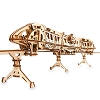 Disney UGEARS Wooden Puzzle - Disney Parks Monorail