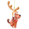 Universal Ornament - The Grinch - Max with Reindeer Antler