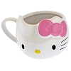 Universal Coffee Cup Mug - Hello Kitty Face