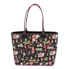 Disney Dooney & Bourke Bag - Disney Parks Holiday Tote - 2018