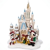 Disney Village Figurine - Holiday Magic Kingdom Castle