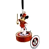 Disney Figurine Ornament - Mickey Mouse Club Leader