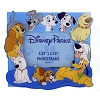 Disney Photo Frame - Disney Dogs