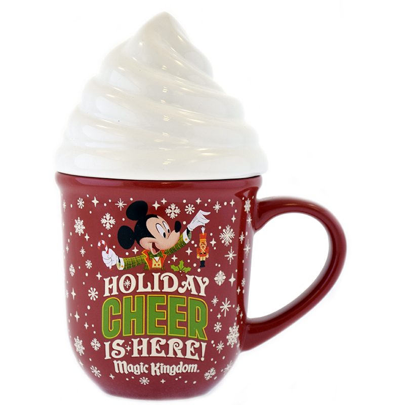 Disney Coffee Cup - 2018 Mickey's Very Merry Christmas Party