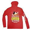 Disney Adult Hooded Shirt - 2018 Mickey's Very Merry Christmas Party