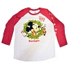 Disney Adult Long Sleeve Shirt - 2018 Very Merry Christmas Party Raglan Tee