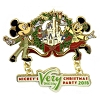 Disney Very Merry Christmas Party Pin - Logo 2018 Mickey & Minnie