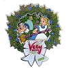 Disney Very Merry Christmas Party Pin - 2018 Alice & Mad Hatter