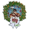 Disney Very Merry Christmas Party Pin - 2018 Wreck It Ralph Vanelope