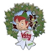 Disney Very Merry Christmas Party Pin - 2018 Peter Pan & Tinker Bell