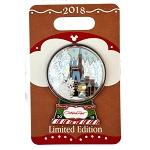Disney Gingerbread House Pin - 2018 Contemporary Resort - Cinderella