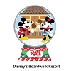 Disney Gingerbread House Pin - 2018 Boardwalk Resort - Mickey and Minnie