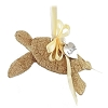 SeaWorld Ornament - Gold Glitter Sea Turtle