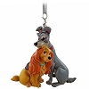 Disney Figure Ornament - Lady and the Tramp