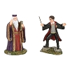 Universal Figurine - Harry Potter - Harry and the Headmaster