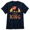 Disney Adult Shirt - Coordinating Shirt - Lion King - Her King