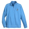 Disney Men's Pullover Shirt - Tommy Bahama Mickey - Blue