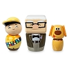 Disney Collectible Wooden Figure Set - UP - Carl, Russell, and Dug