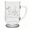 Disney Coffee Mug - Mickey Mouse and Cinderella Castle - 16 oz by Arribas