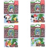 Disney Gift Card Set with Pins - Holiday 2018 - Complete Set