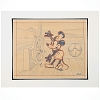 Disney Artist Print - Costa Alavezos - Steamboat Willie 1928