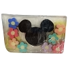 Disney Basin Soap - Spring Mickey and Flowers - Large Mickey Icon